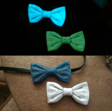 Bow Ties That Glow!